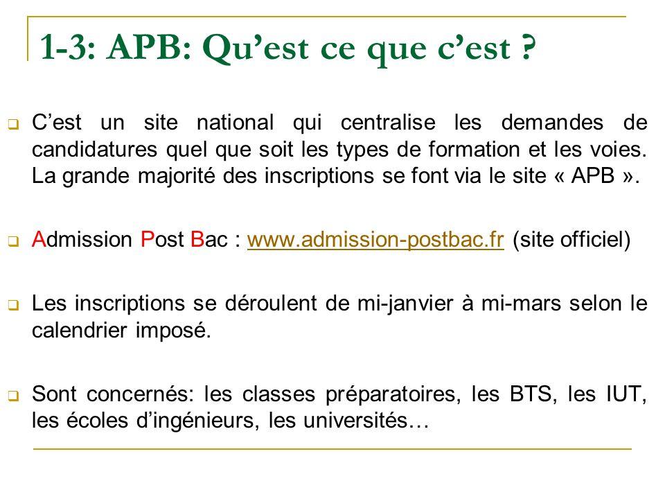 1-3: APB: Quest ce que cest .