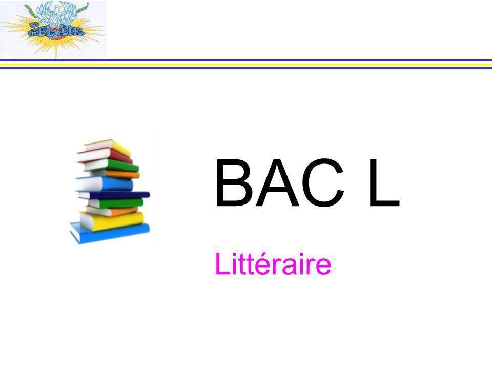 BAC L Littéraire