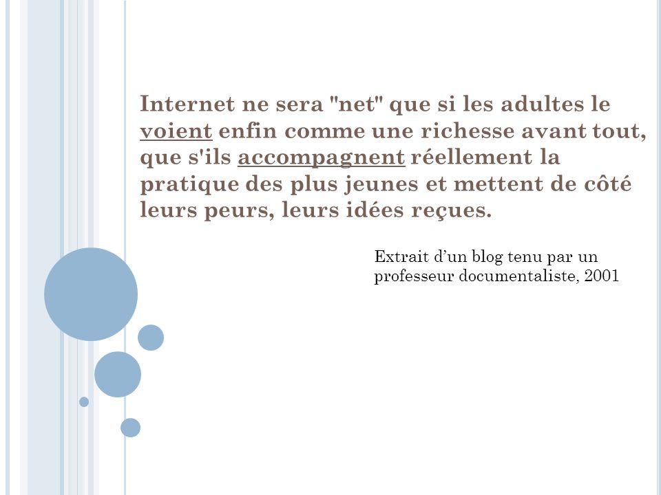 Internet ne sera