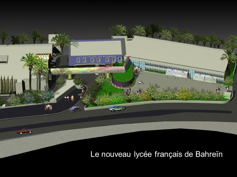 Le nouveau lycée français de Bahreïn