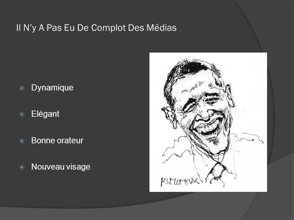 Il Ny A Pas Eu De Complot Des Médias Dynamique Elégant Bonne orateur Nouveau visage