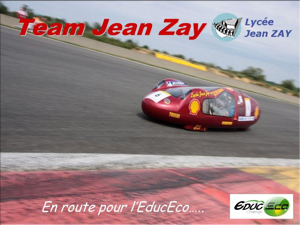 Team Jean Zay En route pour lEducEco…..