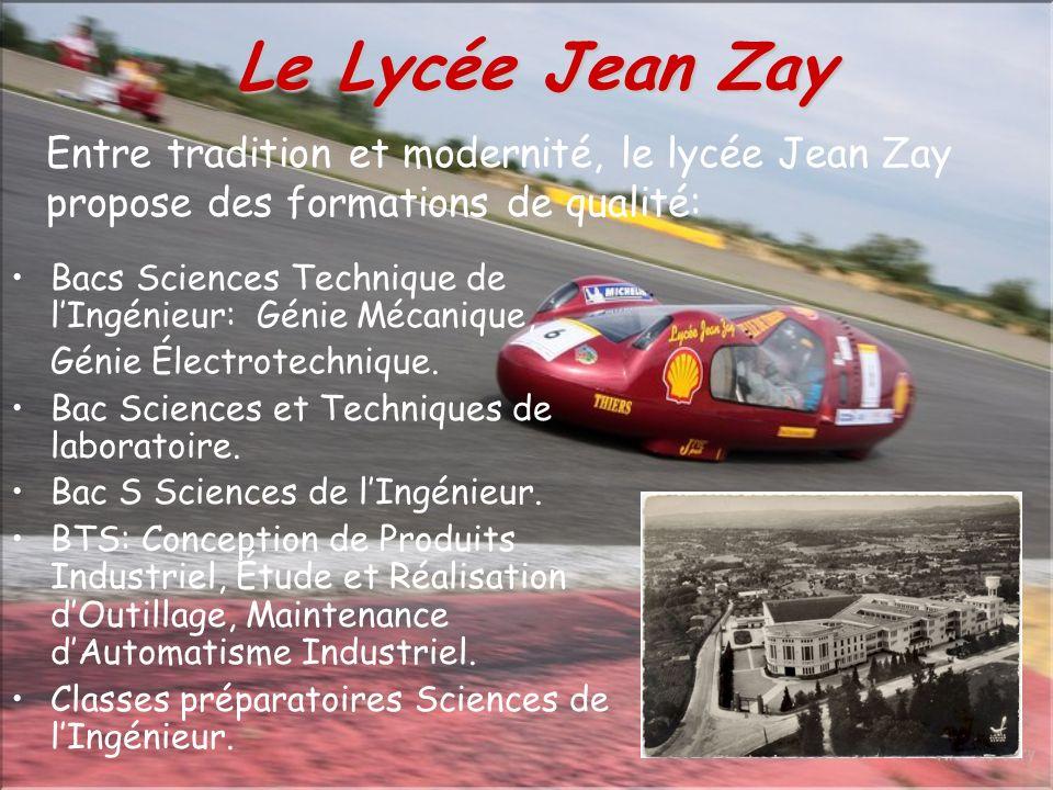 Bacs Sciences Technique de lIngénieur: Génie Mécanique, Génie Électrotechnique.