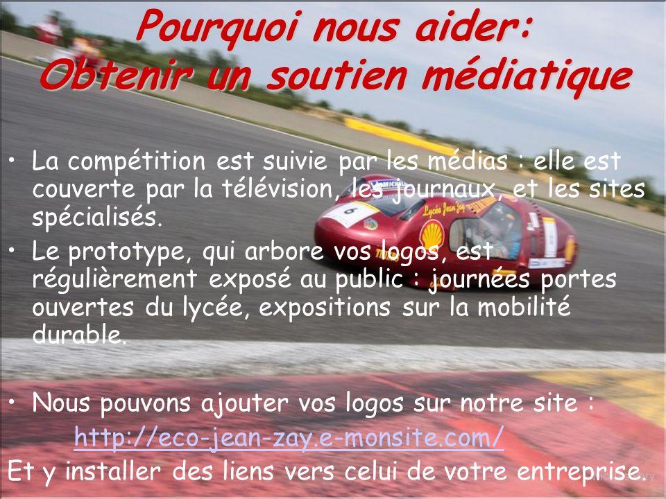 La compétition est suivie par les médias : elle est couverte par la télévision, les journaux, et les sites spécialisés.