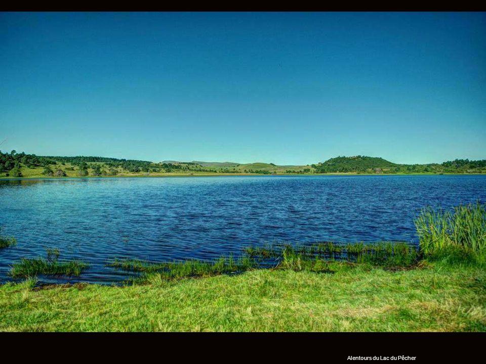 Alentours du Lac du Pêcher