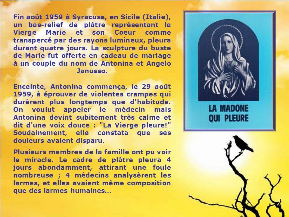 Le 9 décembre 1531, sur la colline de Tepeyac un peu au nord de Mexico une jeune dame