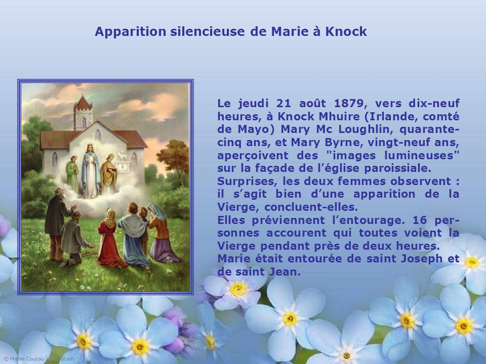Notre-Dame de Fátima est le vocable sous lequel est invoquée la Vierge Marie telle qu'elle est apparue à trois enfants à Fátima, petit village du cent