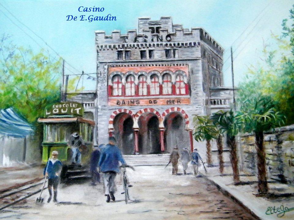 Le Casino Allée des Palmiers De M.Chenut