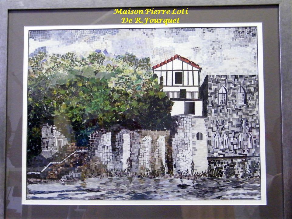 Maison Pierre Loti De R.Fourquet