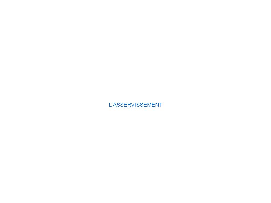 LASSERVISSEMENT