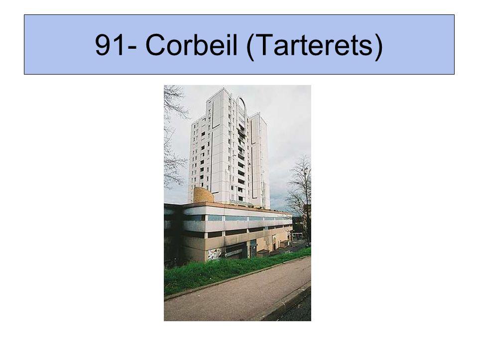 91- Corbeil (Tarterets)