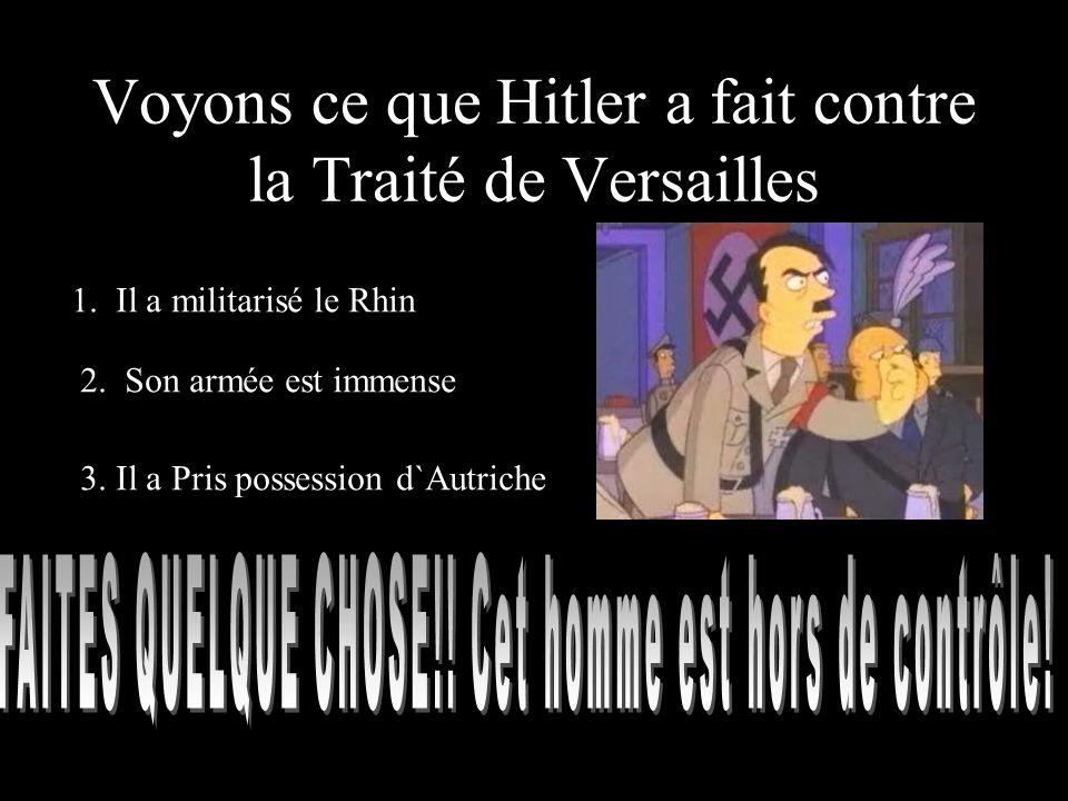 Dicours actuel de Hitler. C`est en allemand, traduit en anglais. Écoutez bien! Smigly (Président de la Pologne) said --