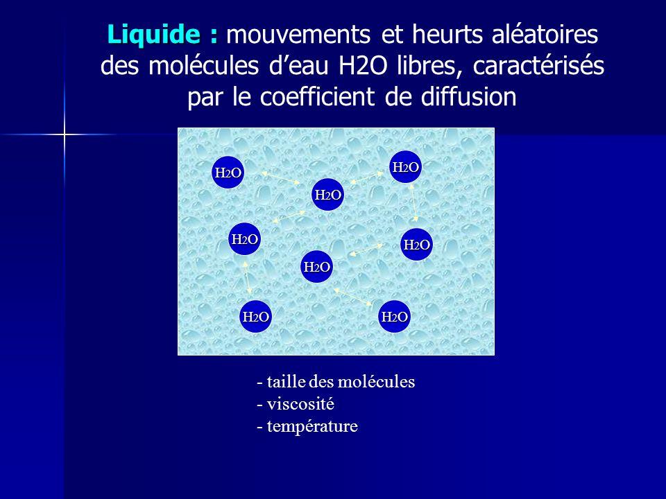 H2OH2OH2OH2O H2OH2OH2OH2O H2OH2OH2OH2O H2OH2OH2OH2O H2OH2OH2OH2O H2OH2OH2OH2O H2OH2OH2OH2O H2OH2OH2OH2O Liquide : Liquide : mouvements et heurts aléat