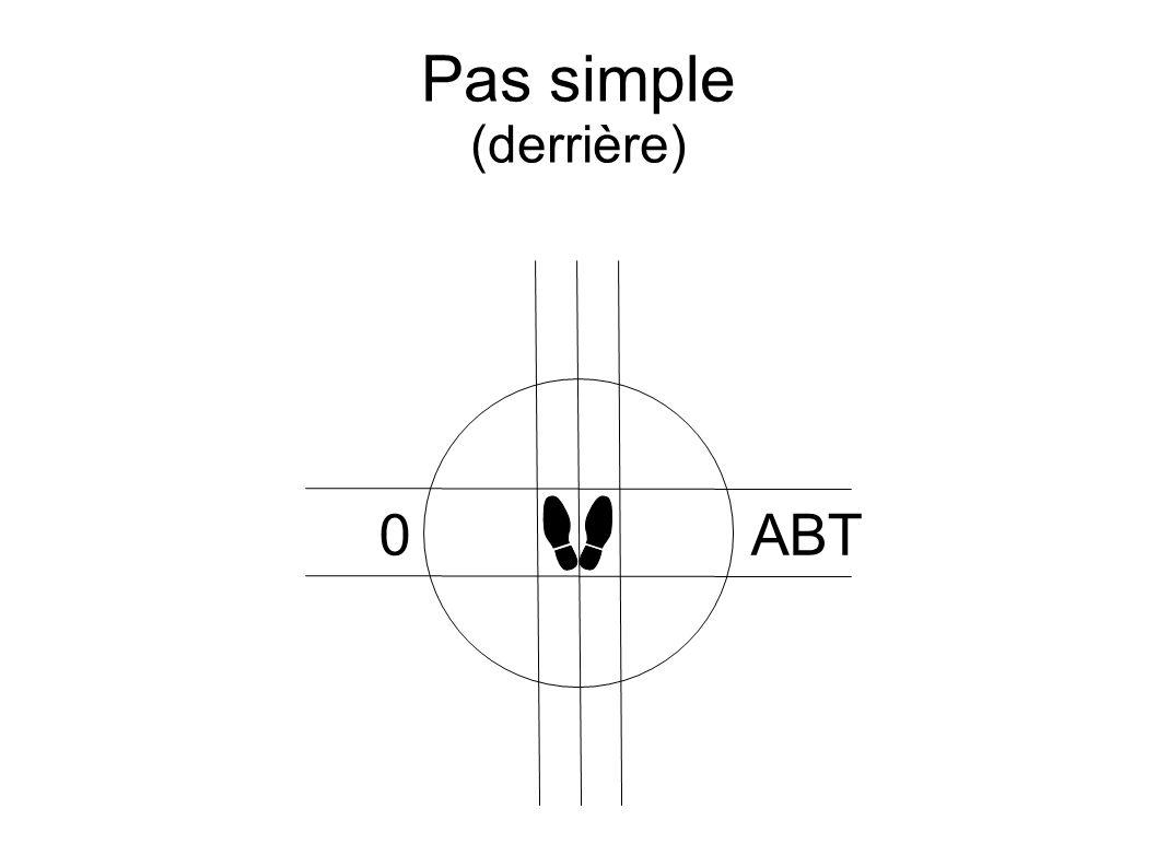 Pas simple (derrière) 0ABT