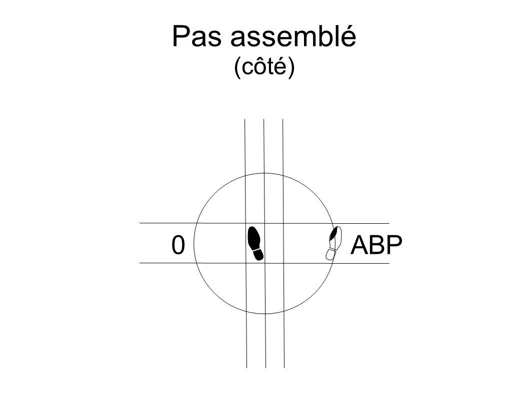 Pas assemblé (côté) 0ABP