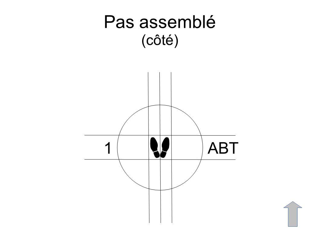 Pas assemblé (côté) 1ABT