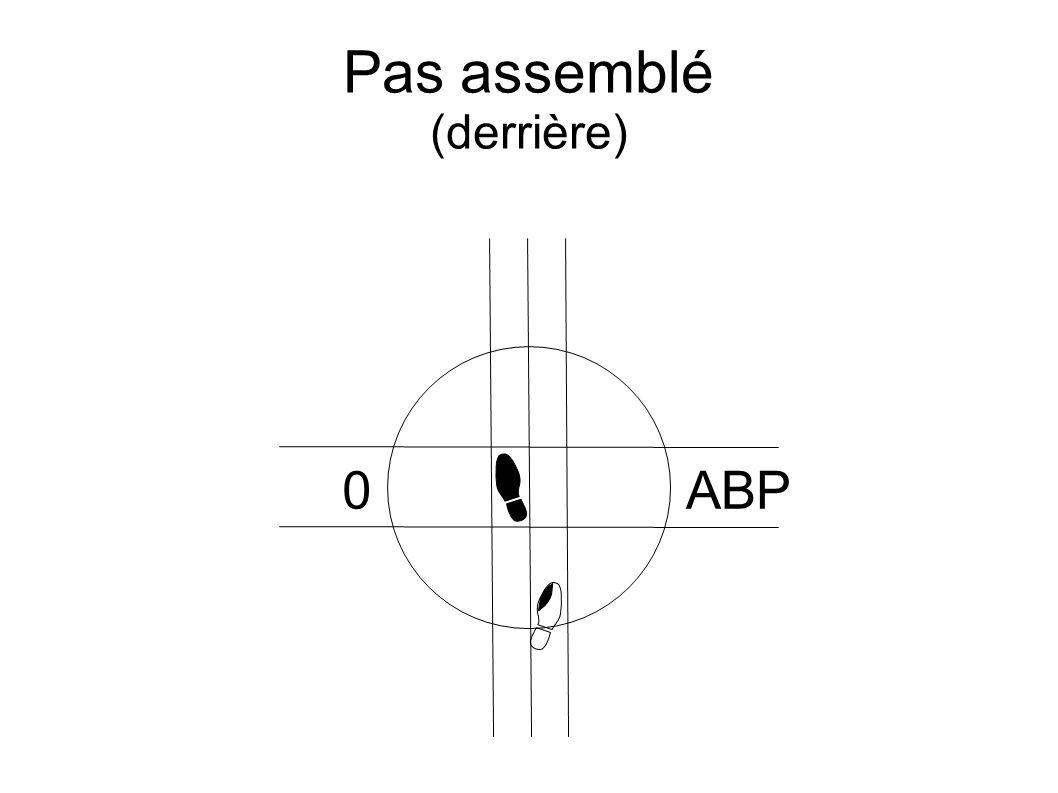 Pas assemblé (derrière) 0ABP