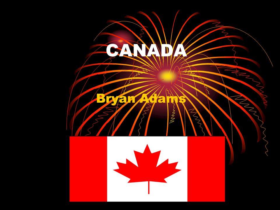CANADA Bryan Adams