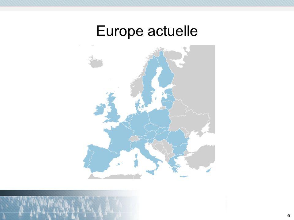 6 Europe actuelle