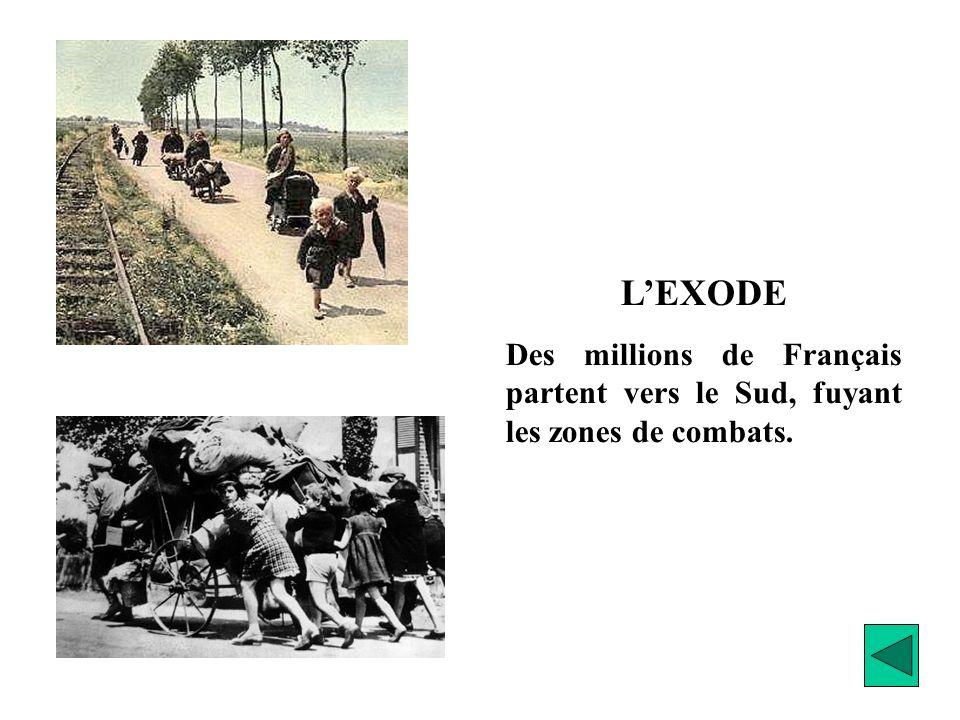 Défilé de la Wehrmacht sur les Champs- Élysées à Paris le 14 juin 1940 Hitler à Paris le 23 juin 1940 LOCCUPATION