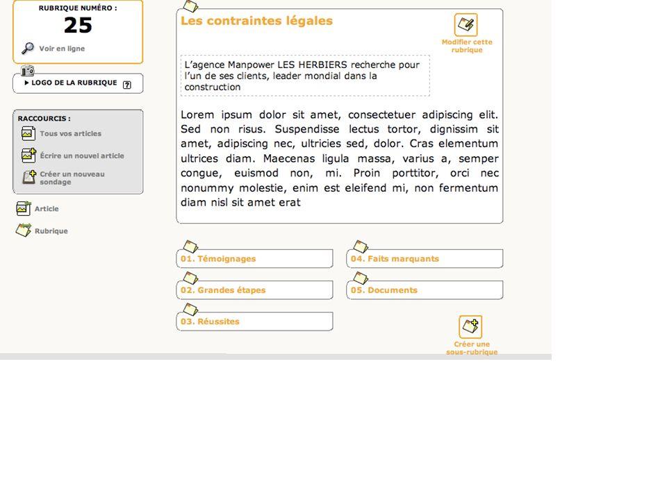 REFONFATION Documents