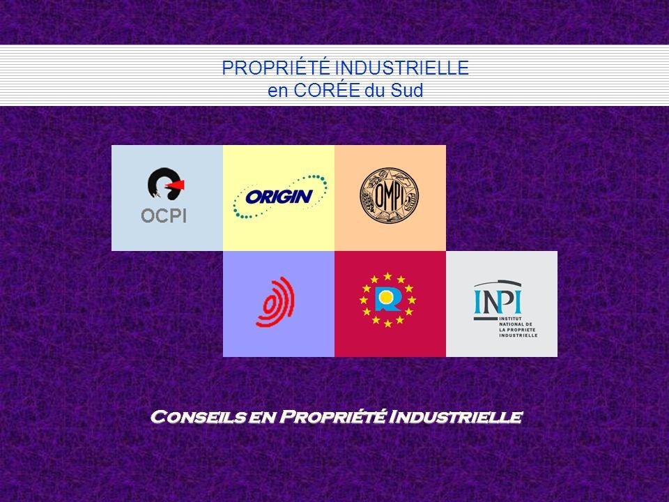 Company Logo Company Logo @ PROPRIÉTÉ INDUSTRIELLE en CORÉE du Sud Conseils en Propriété Industrielle