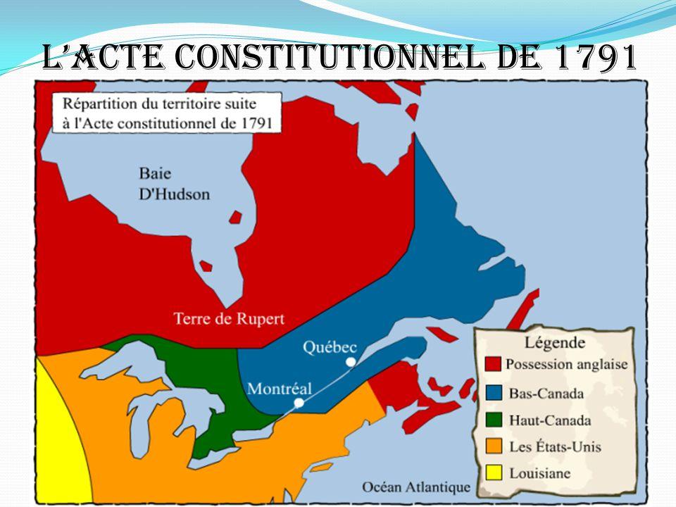 LACTE CONSTITUTIONNEL de 1791