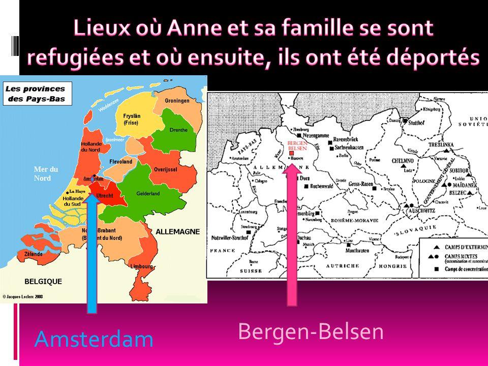 Anne Frank a été victime de discrimination. Elle a combattu à travers lécriture de son journal l Antisémitisme*. Source: http://www.cairn.infohttp://w