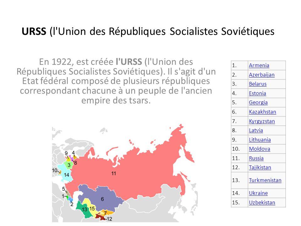 La révolution : 23 En février et en octobre 1917, deux révolutions secouent lEmpire Russe mettant fin au règne des tsars sous limpulsion de Lénine. Lé
