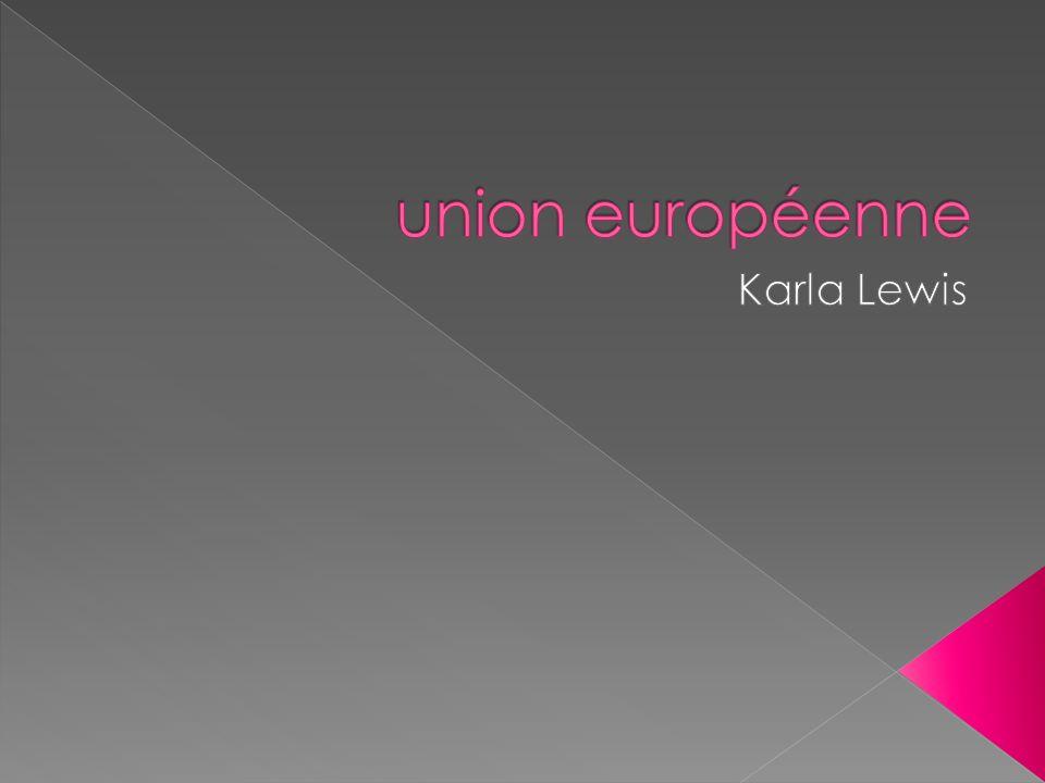 L Union européenne est un partenariat économique et politique unique entre 27 pays européens.