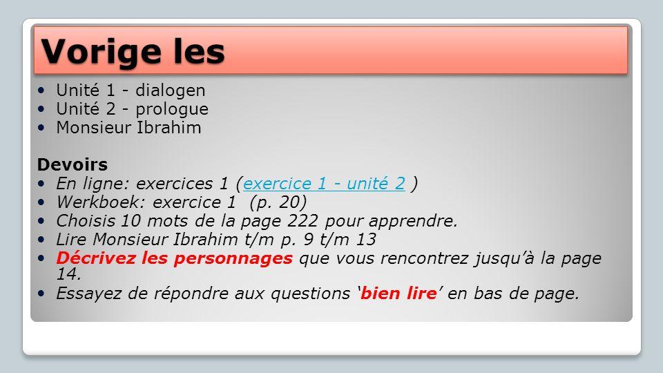 DE : unité 2 – parcours 1 – p.32 Tekstboek p. 32 – Diplomas in Frankrijk Werkboek p.