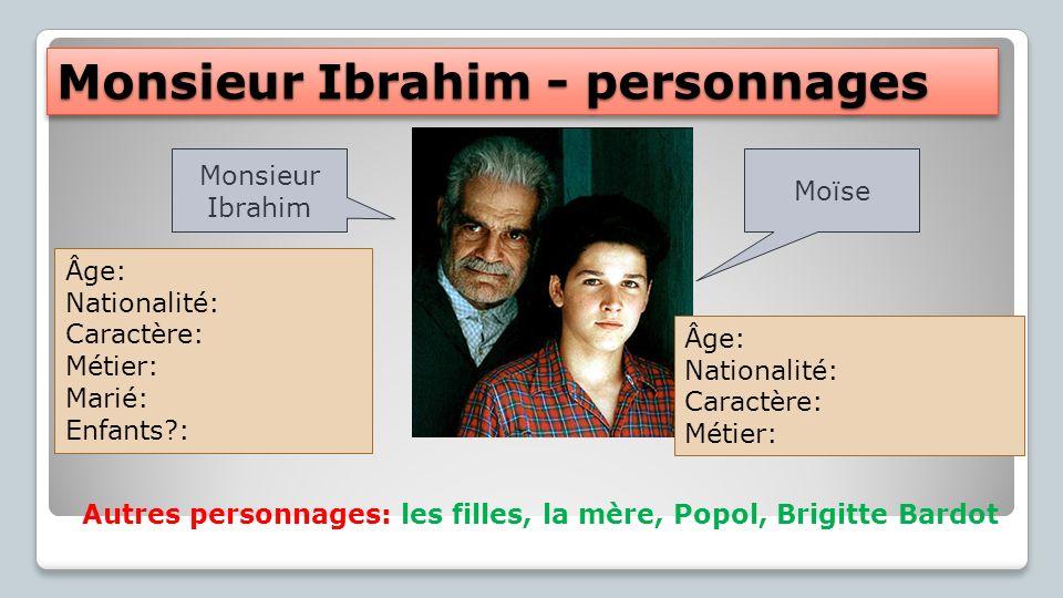 Monsieur Ibrahim – p 9 - 14 ours en peluche cochon tirelire boîtes de conserve Croissant dor dans un ciel étoilé
