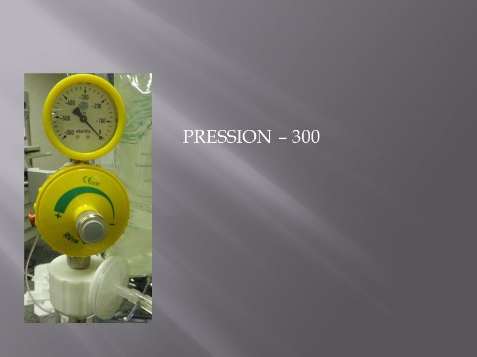 PRESSION – 300