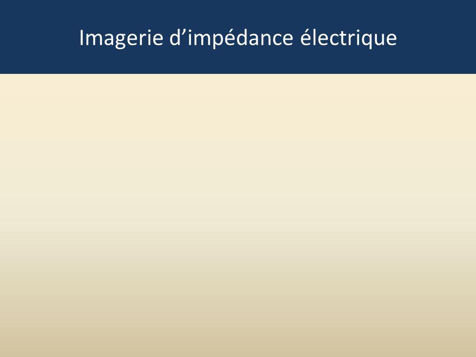 Imagerie dimpédance électrique