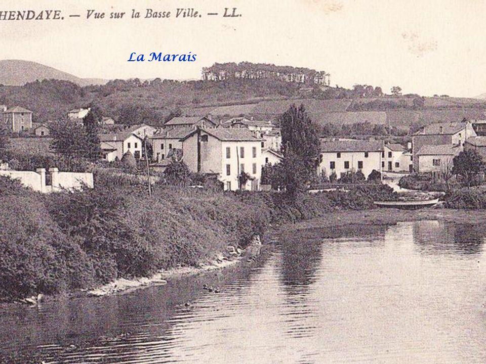Rue du Lavoir 1948 Rue du Lavoir