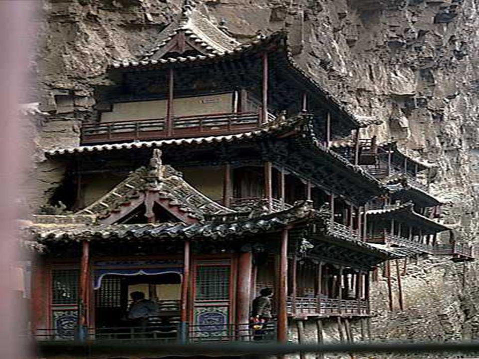 Le monastère et ce quil symbolise incarne une grande réalisation culturelle des Chinois.