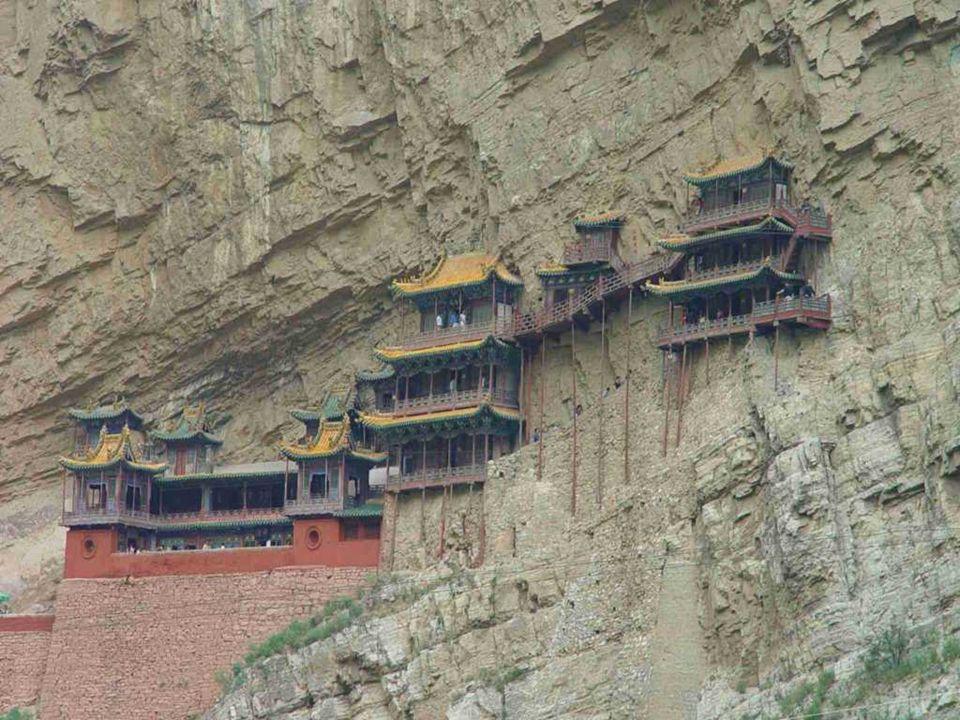La deuxième attraction du monastère suspendu est qu il inclut le bouddhisme, Le taoïsme et le confucianisme.