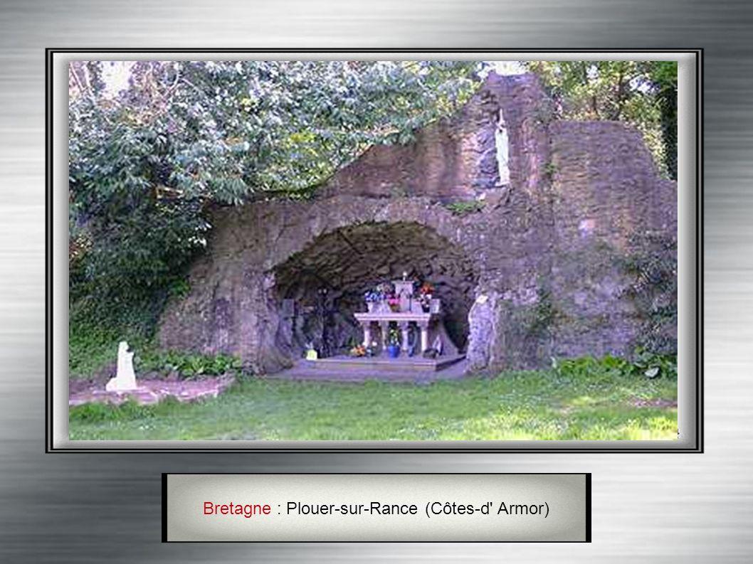 Bretagne : Bains-sur-Oust (Ille et Vilaine)