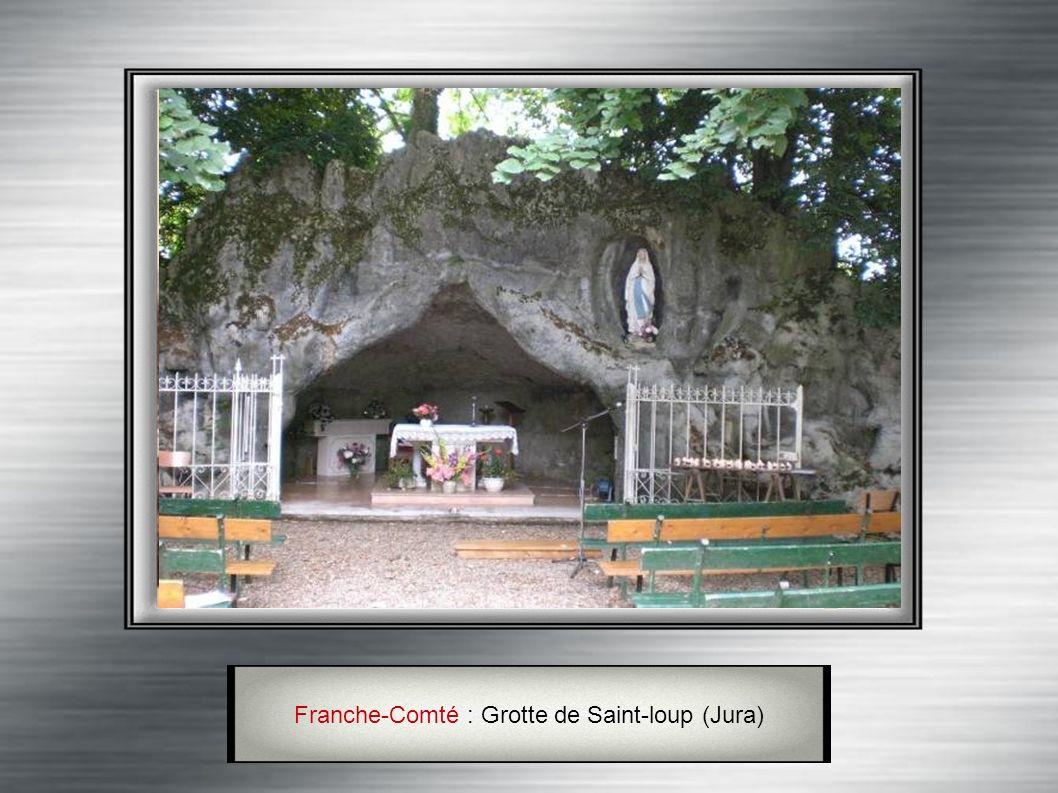 Franche-Comté : Frontenay (Jura)