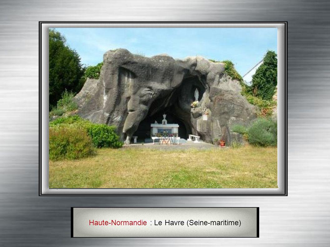 Franche-Comté : Grotte de Saint-loup (Jura)