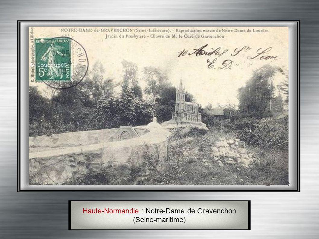 Haute-Normandie : Le Havre (Seine-maritime)