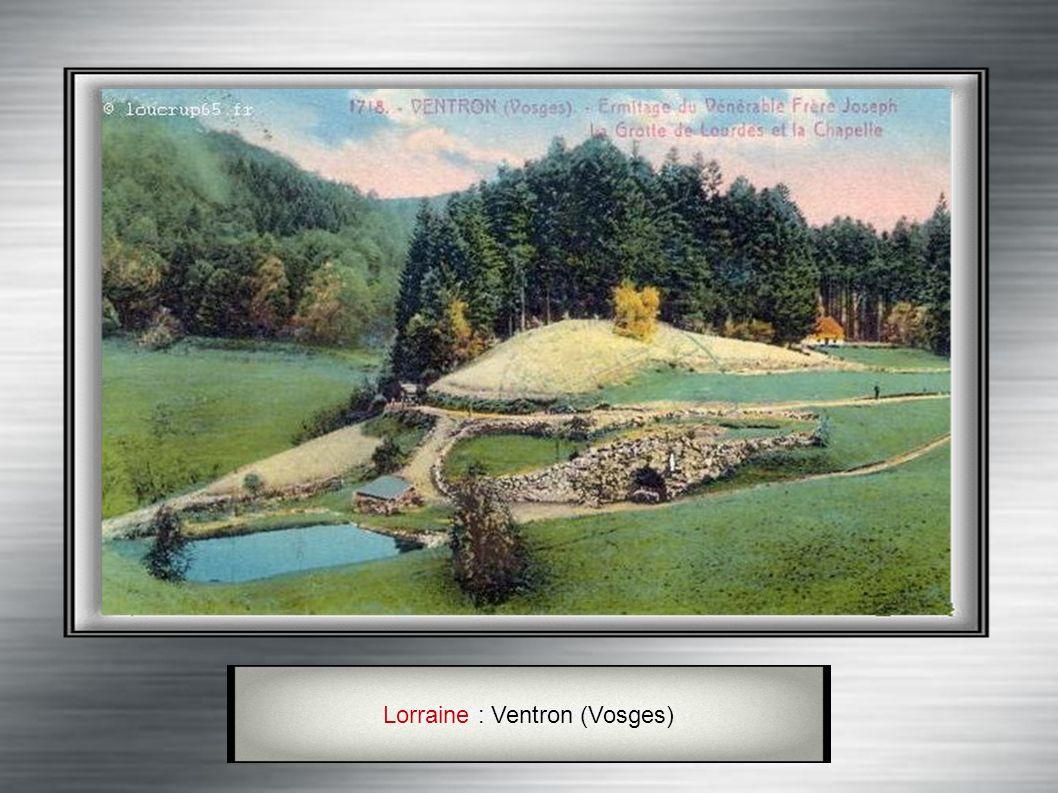 Lorraine : Nancy (Meurthe et Moselle)