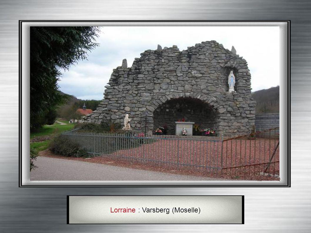 Lorraine : Ventron (Vosges)