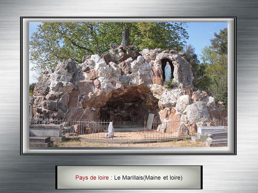 Pays de loire : Montreuil-sur-Maine (Maine et loire)