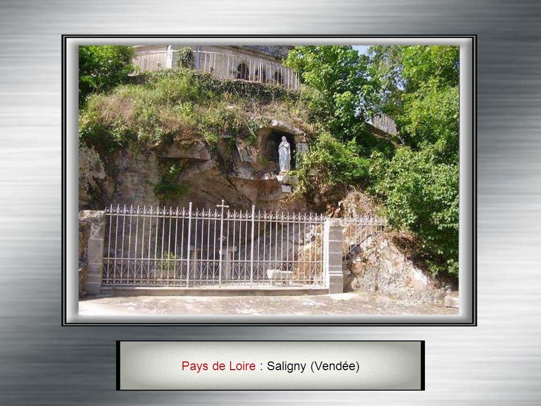 Pays de loire : Saint Jean sur Mayenne (Mayenne)
