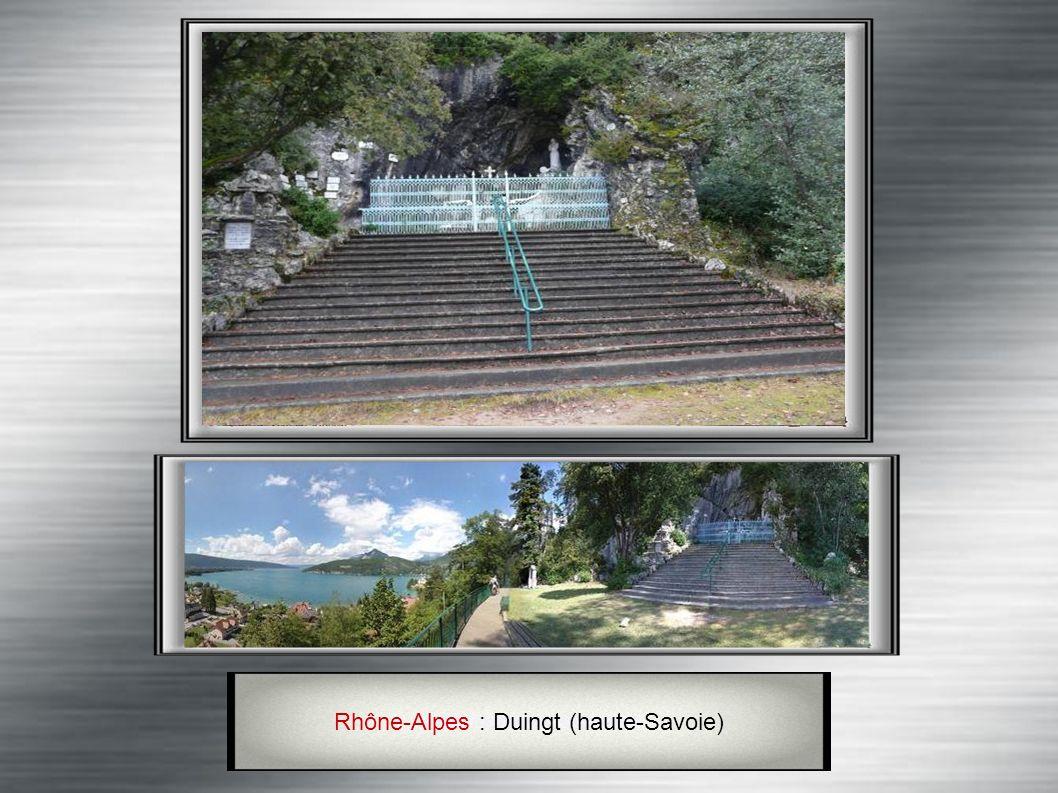 Rhône-Alpes : Aigebelle (Drôme)