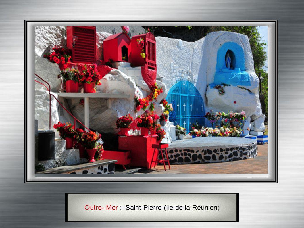 Outre- Mer : Saint-Pierre (Ile de la Réunion)