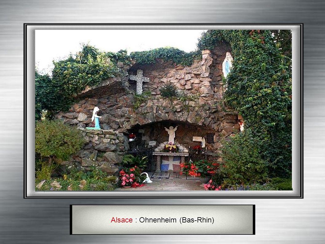 Alsace : Wettolsheim (Haut-Rhin)