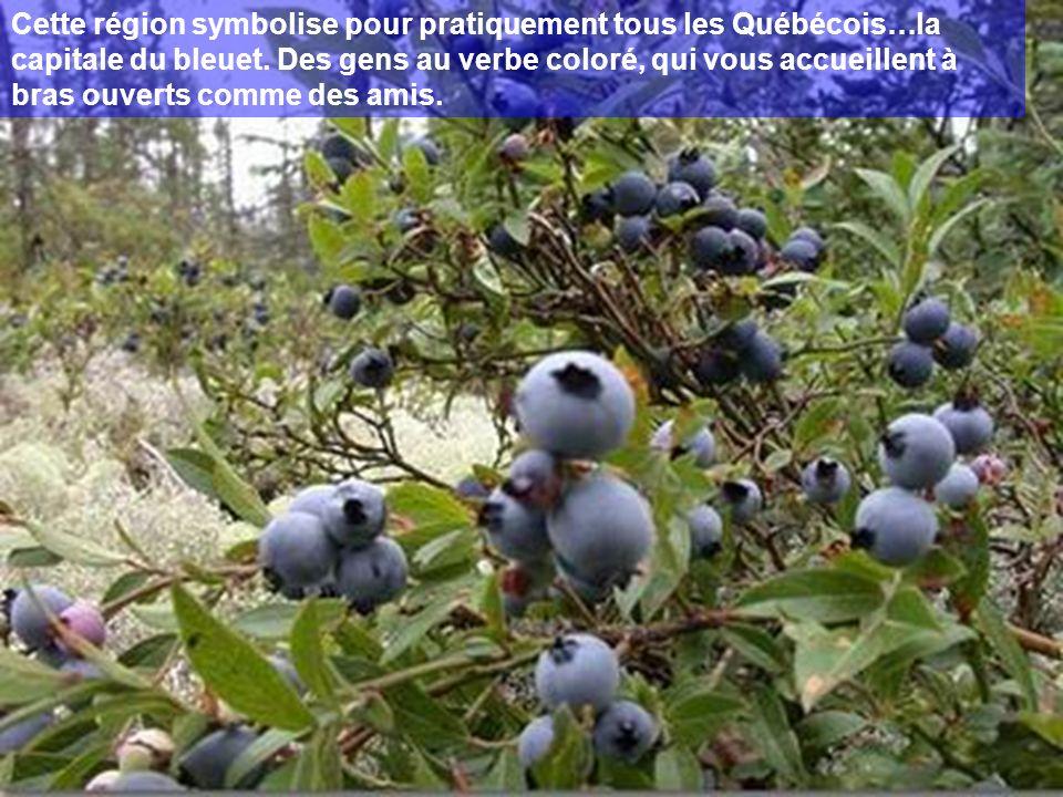 Saguenay – Lac- St Jean ; Rencontrez des gens extraordinaires.