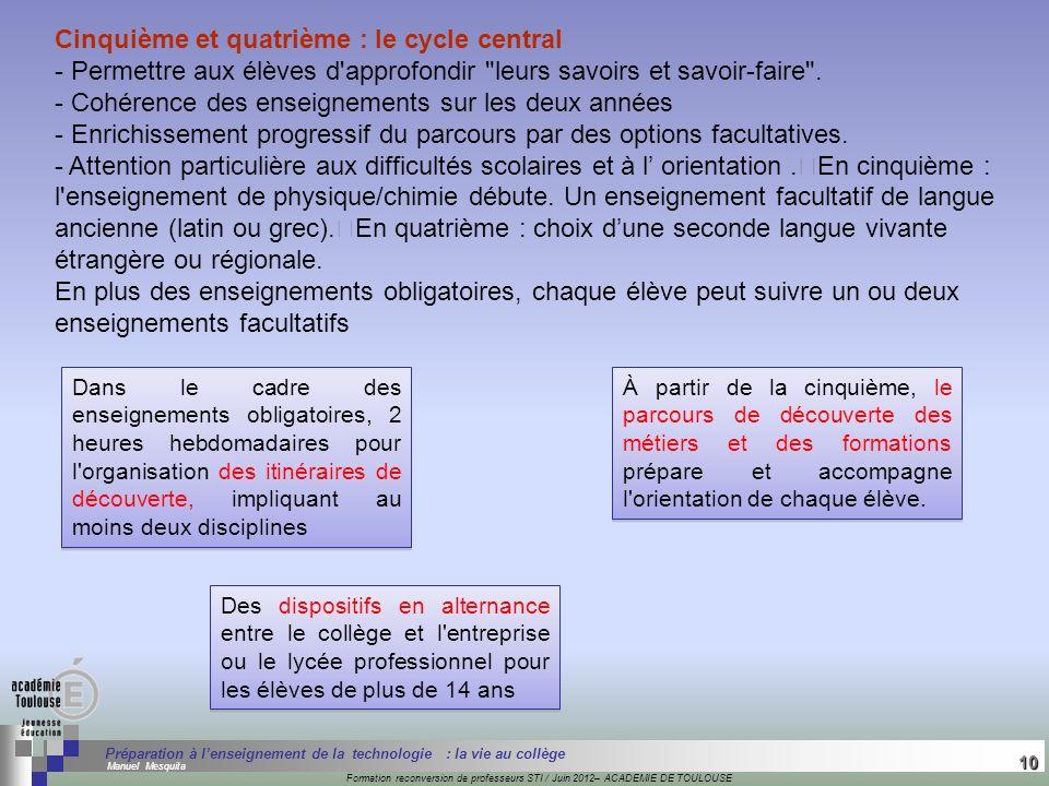 10 Séminaire « Définition de Produits » : méthodologie de définition dune pièce GREC INITIALES Formation reconversion de professeurs STI / Juin 2012–